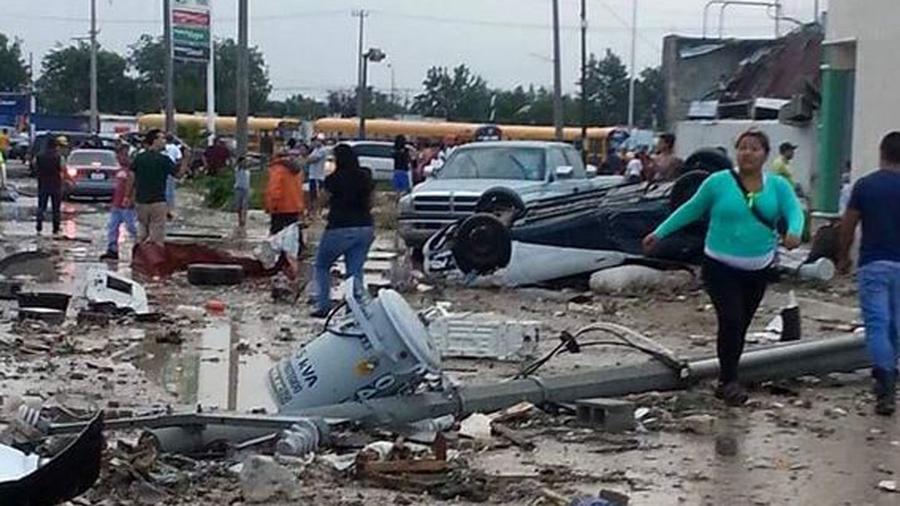 Mexico despues del tornado