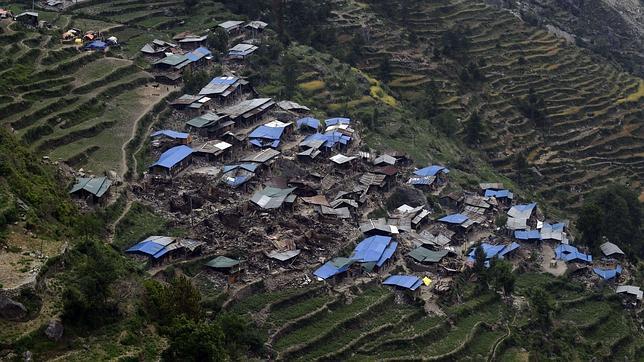 Muertos en Nepal 1