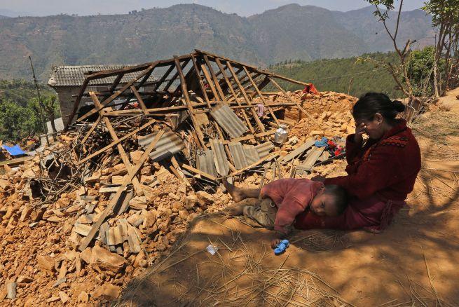 Muertos en Nepal