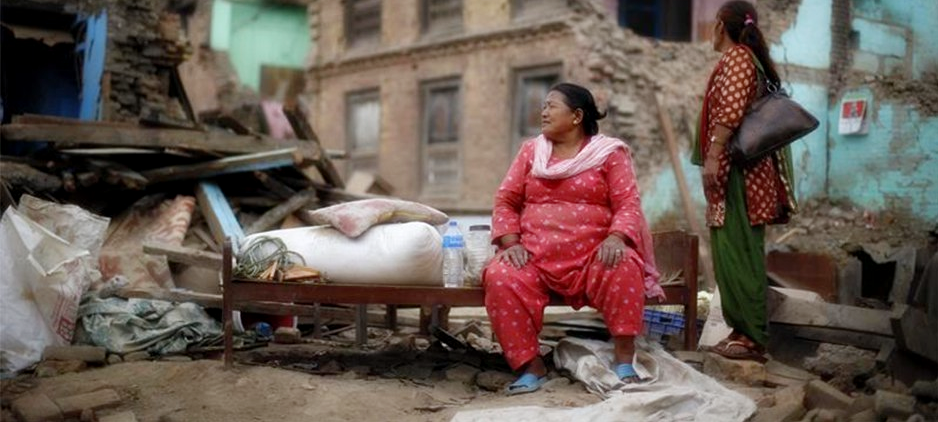 Nepal sismo