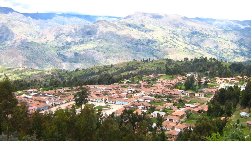 Piscobamba, Peru