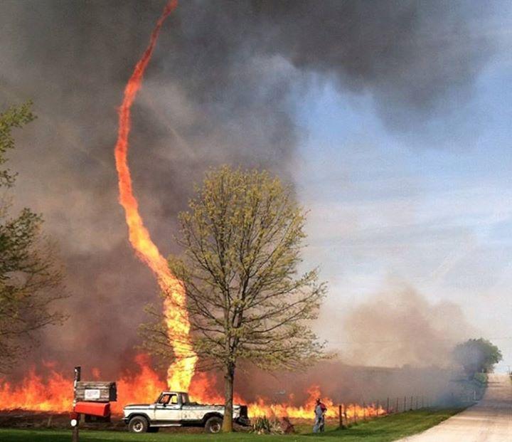Tornados de fuego