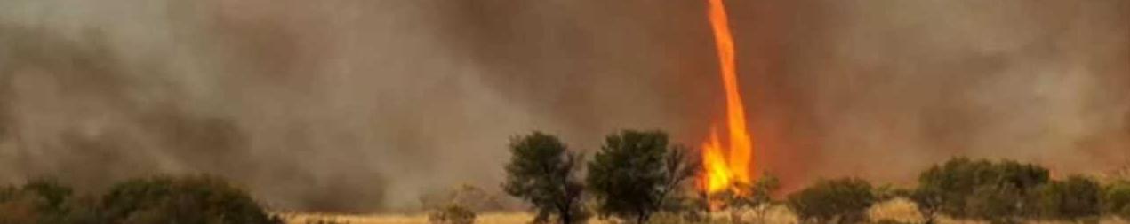 Tornados de fuegos