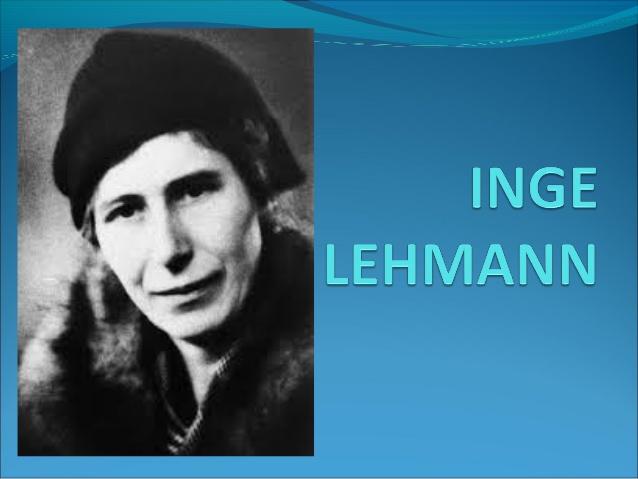 Inge Lehmann, la sism��loga que tumb�� el viaje al centro de la.