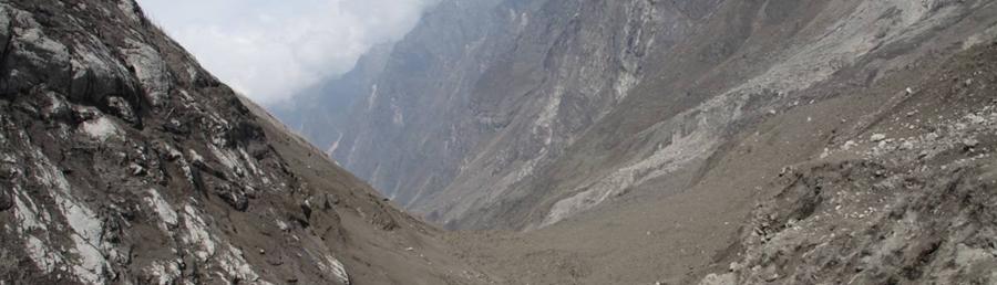 Avalancha en Nepal