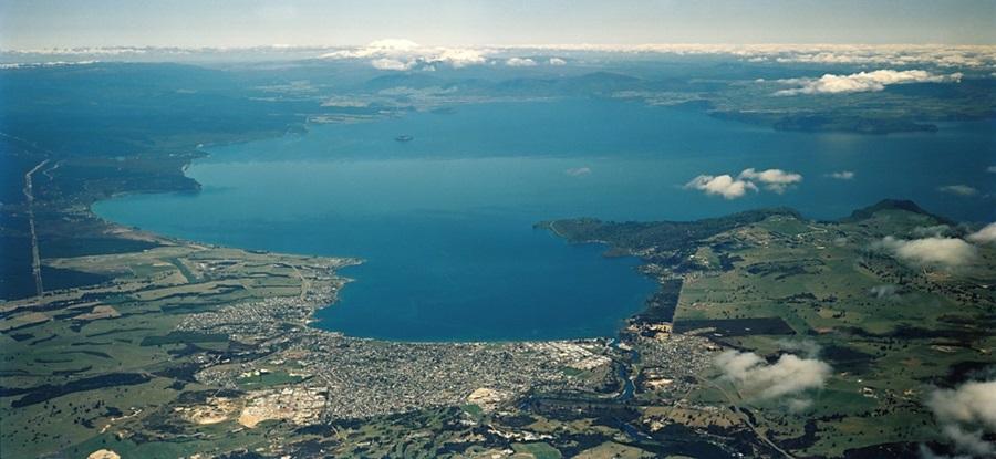 Caldera Taupo