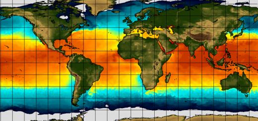 Calentamiento oceanico 2