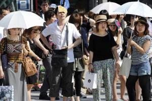 Calor en Japon