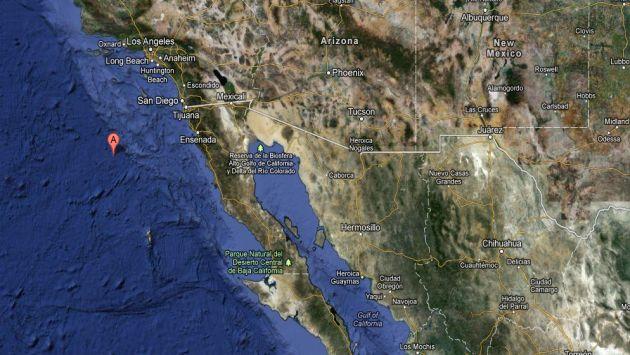 Costas de California