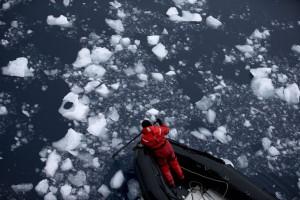 Deshielo en Groenlandia B