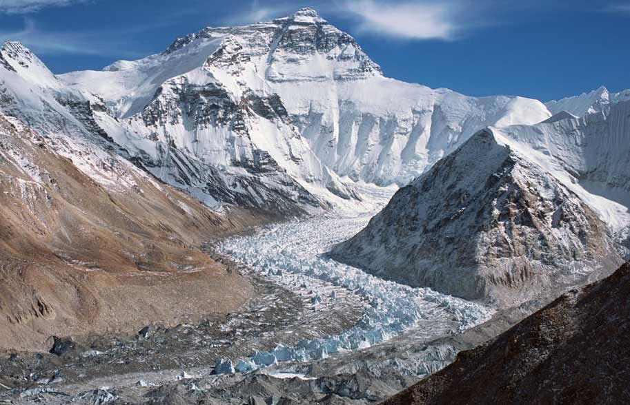 Glaciar de Everest