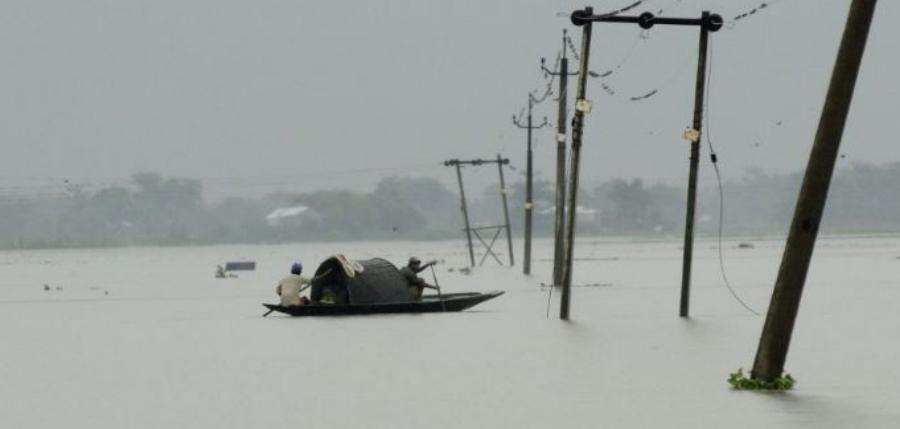 Inundaciones en la India 2