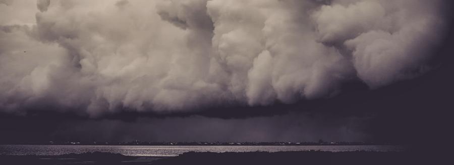 La tormenta tropical Bill 12