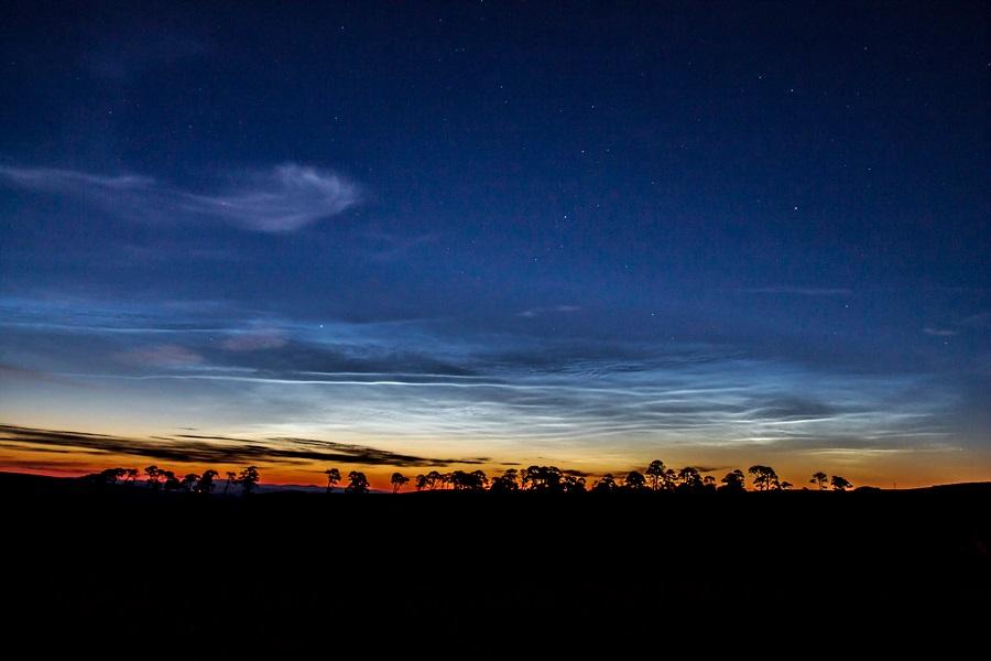 Nubes Noctilucentes 2