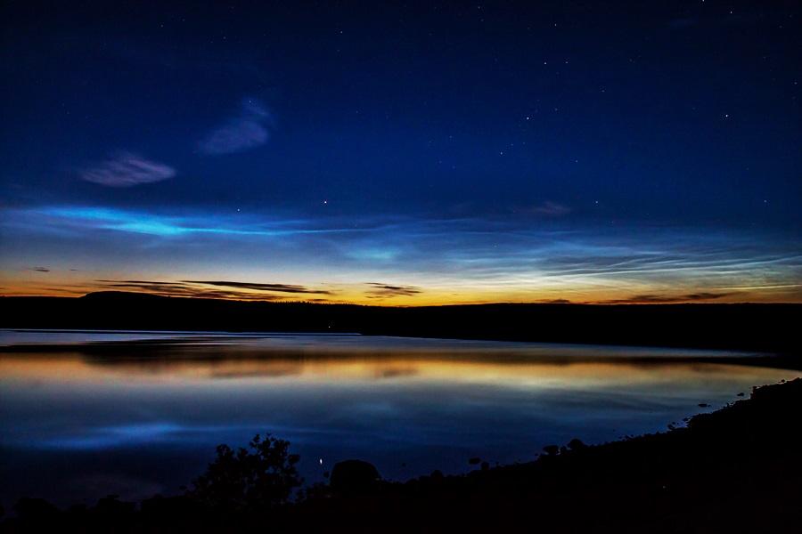 Nubes Noctilucentes 3
