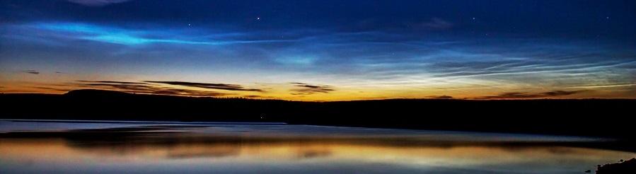 Nubes Noctilucentes 4