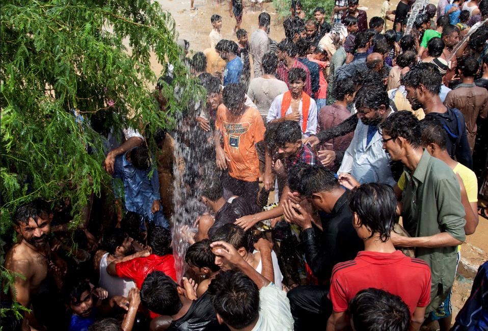 Ola de calor en Pakistan 5