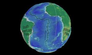 Placas del Atlantico Sur
