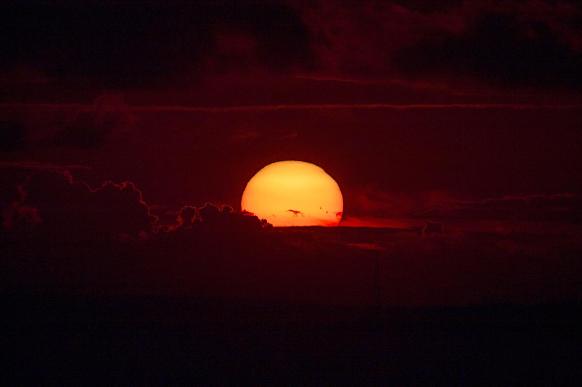 Puesta de sol 3