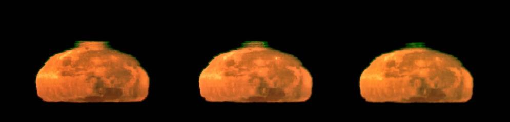 Rayo verde lunar 1