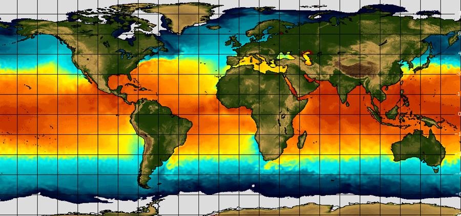 Temperatura de Mar