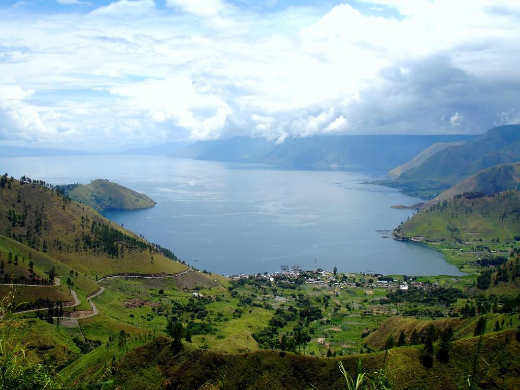Toba, Sumatra