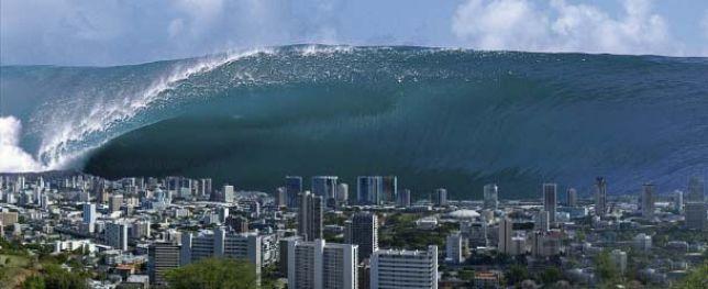 Tsunami-California