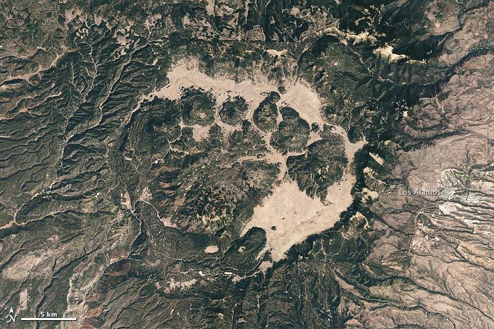 Valles, Nuevo Mexico