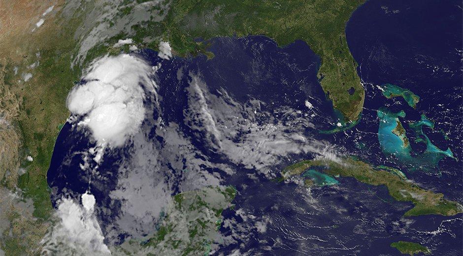 tormenta tropical Bill