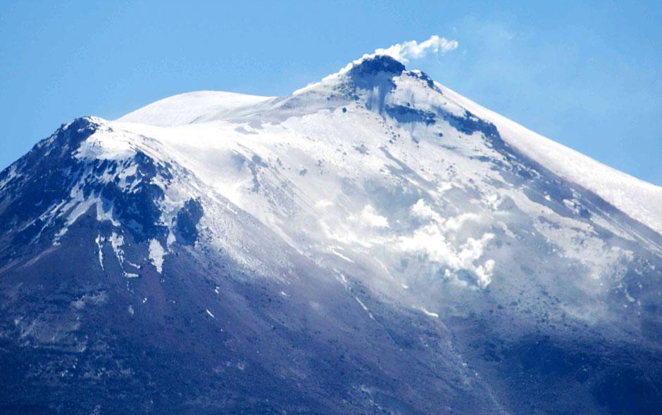 volcan Guallatiri