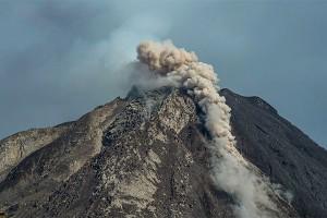 volcan Sinabung 1