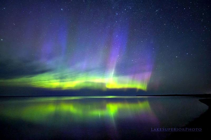 Auroras boreales de Julio 2015 3