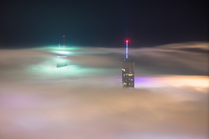 Niebla sobre Chicago por Peter Tsai 6