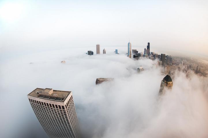 Niebla sobre Chicago por Peter Tsai 8