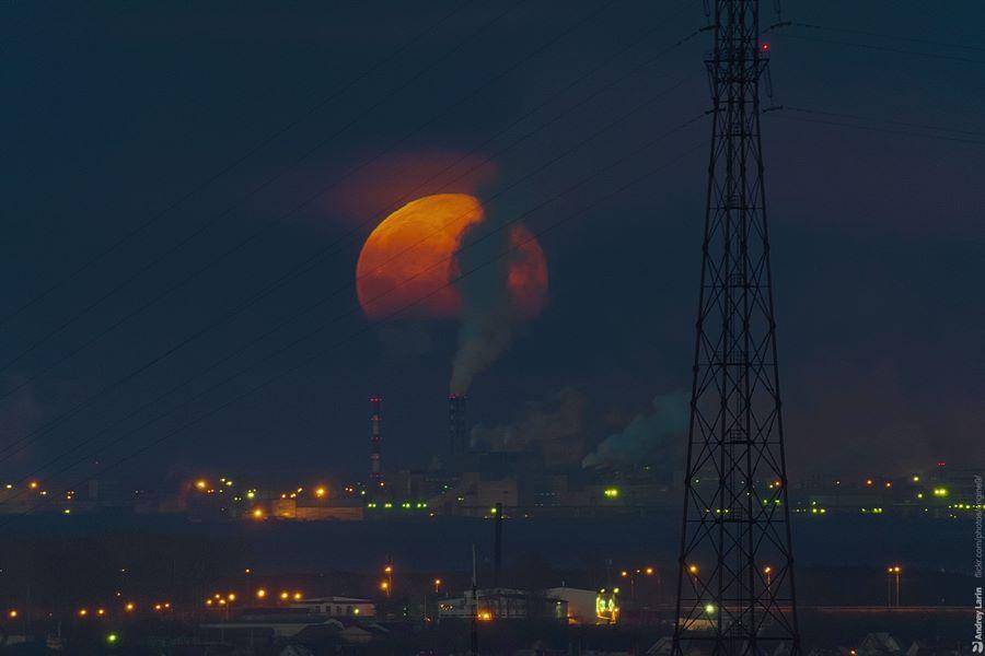 Salida de Luna 3