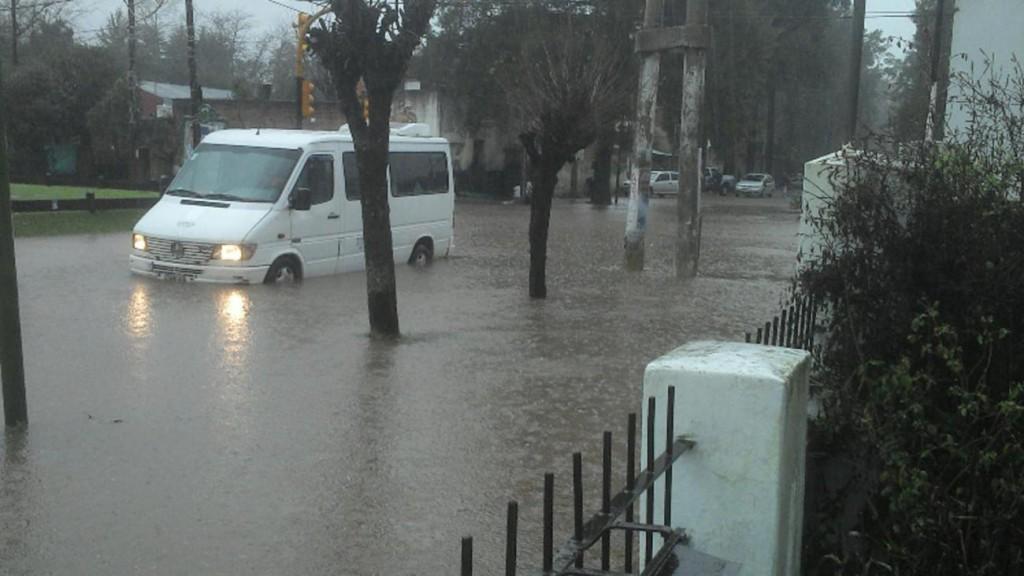 Evacuados en la Plata 3