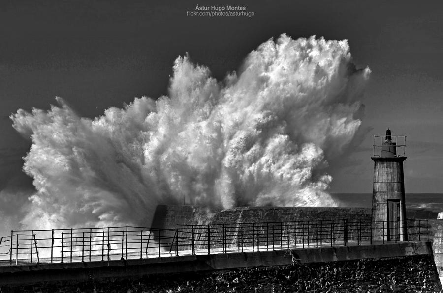 Explosiones de mar 4