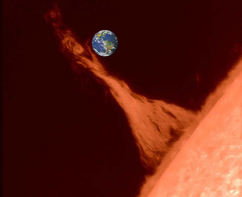 Tornado solar 11