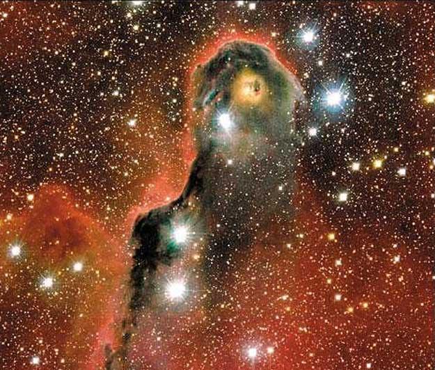 globulo IC 1396