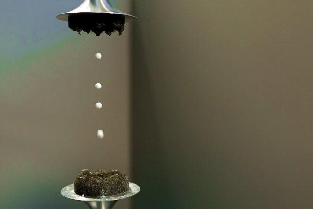 ondas sonoras para levitar y manipular la materia 1