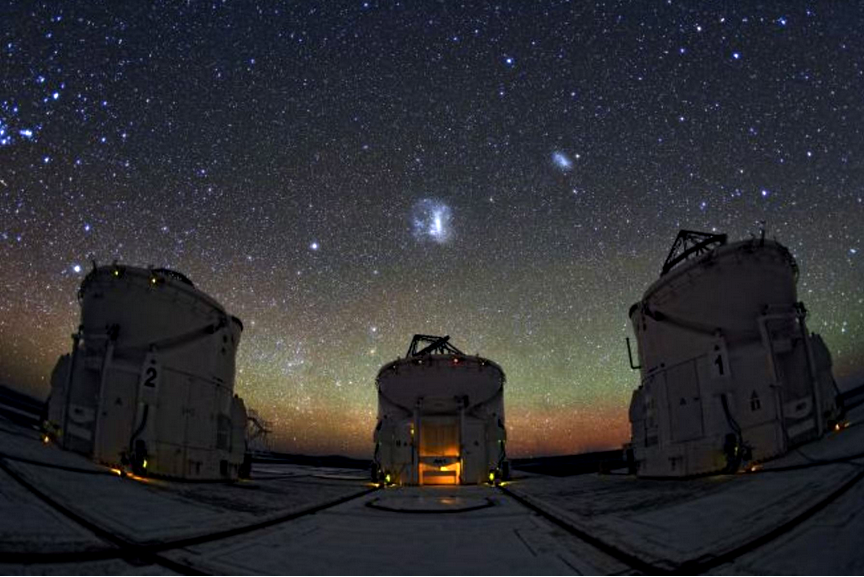 Galaxia enana