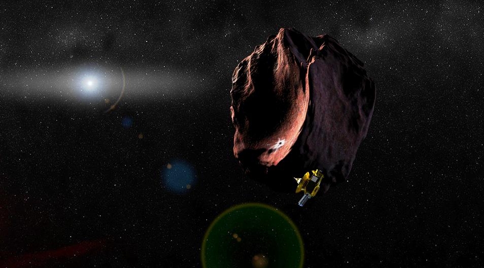 Imagenes ineditas recreadas de la superficie de Pluton 3