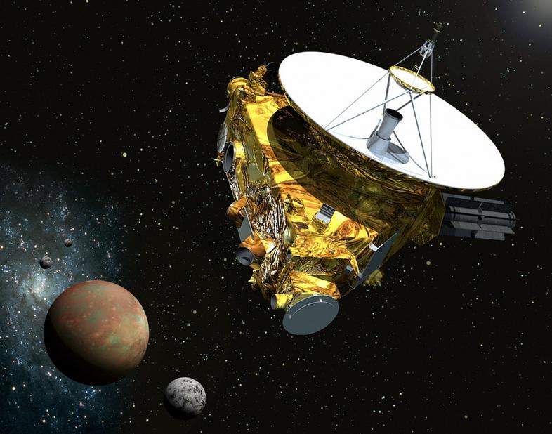 Imagenes ineditas recreadas de la superficie de Pluton 4