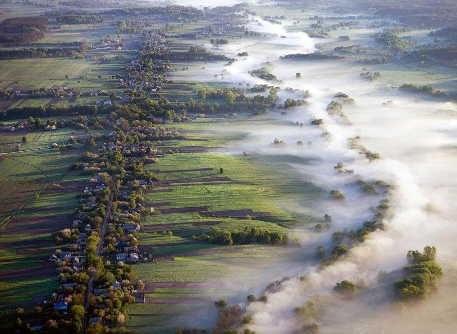 Niebla y mar de Nubes 2