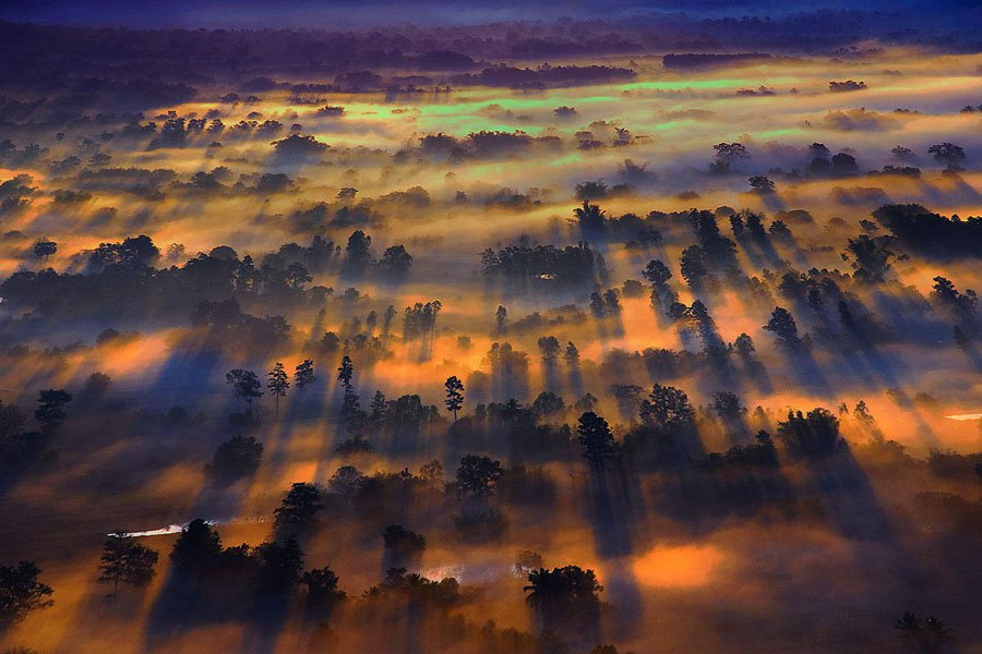 Niebla y mar de Nubes 5