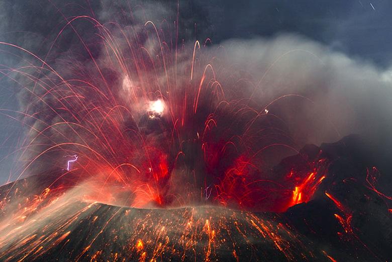 Sakurajima 2