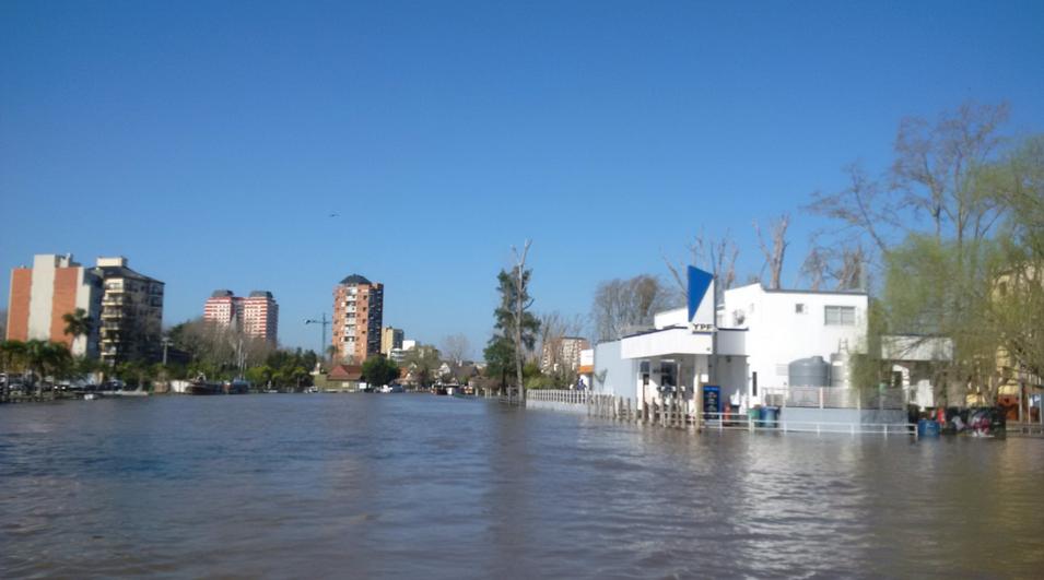 Sudestada en Rio de la Plata 4