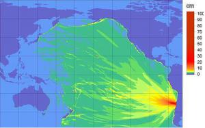 Terremoto en Vhile 2015