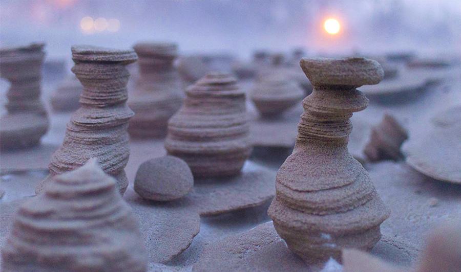 Torres de arena 5
