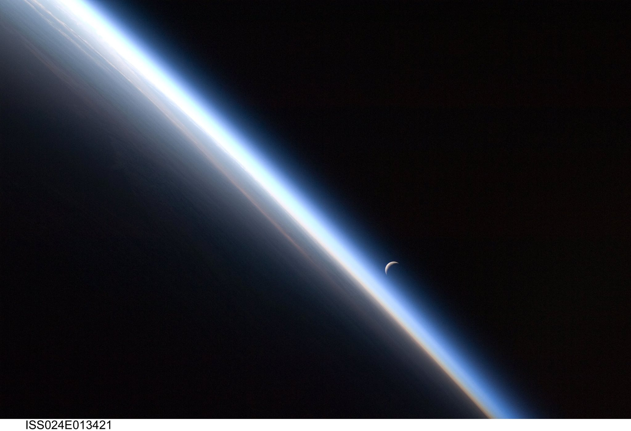 Luna desde el espacio 4